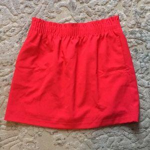 J. Crew Skirts - J. Crew Sidewalk Mini Skirt